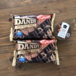 今日のお試し引換券 DANDYブラッククッキーチョコレート
